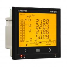 CVM C10 Enerji Analizörleri