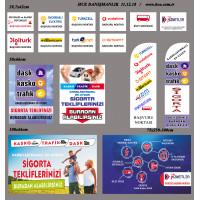 Tüm Hizmetler Reklam Görselleri